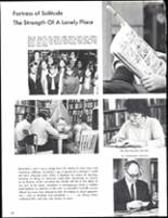 1969 Washington High School Yearbook Page 24 & 25