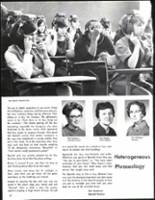 1969 Washington High School Yearbook Page 26 & 27