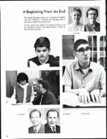 1969 Washington High School Yearbook Page 28 & 29
