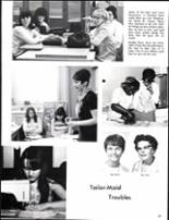 1969 Washington High School Yearbook Page 42 & 43