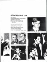 1969 Washington High School Yearbook Page 44 & 45