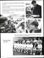 1969 Washington High School Yearbook Page 54 & 55