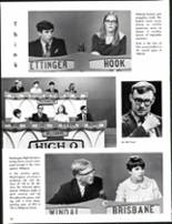1969 Washington High School Yearbook Page 62 & 63