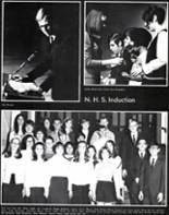 1969 Washington High School Yearbook Page 66 & 67
