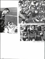 1969 Washington High School Yearbook Page 86 & 87