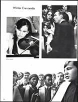 1969 Washington High School Yearbook Page 100 & 101