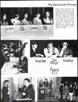 1969 Washington High School Yearbook Page 128 & 129