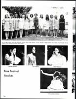 1969 Washington High School Yearbook Page 168 & 169