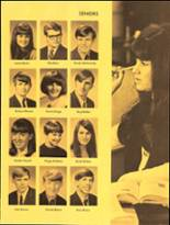 1969 Washington High School Yearbook Page 182 & 183