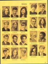 1969 Washington High School Yearbook Page 188 & 189