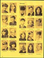 1969 Washington High School Yearbook Page 190 & 191