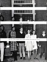 1969 Washington High School Yearbook Page 200 & 201