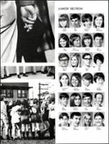 1969 Washington High School Yearbook Page 204 & 205