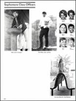 1969 Washington High School Yearbook Page 210 & 211