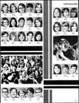 1969 Washington High School Yearbook Page 216 & 217
