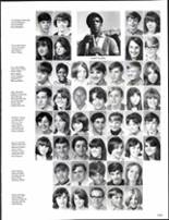 1969 Washington High School Yearbook Page 224 & 225