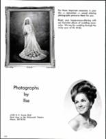 1969 Washington High School Yearbook Page 232 & 233