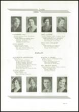 1935 Humboldt High School Yearbook Page 14 & 15