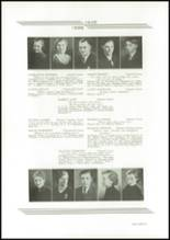 1935 Humboldt High School Yearbook Page 22 & 23