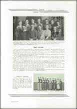 1935 Humboldt High School Yearbook Page 34 & 35