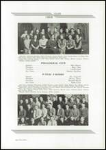 1935 Humboldt High School Yearbook Page 36 & 37