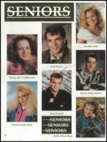 1993 Arlington High School Yearbook Page 14 & 15
