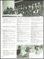 1993 Arlington High School Yearbook Page 100 & 101