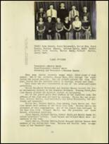 1940 Agar High School Yearbook Page 34 & 35