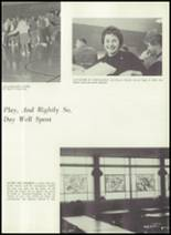 1961 Coldwater High School Yearbook Page 12 & 13