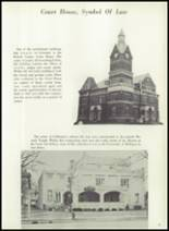 1961 Coldwater High School Yearbook Page 14 & 15
