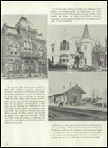 1961 Coldwater High School Yearbook Page 16 & 17