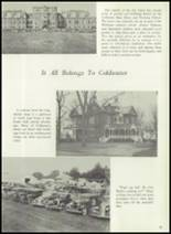 1961 Coldwater High School Yearbook Page 18 & 19