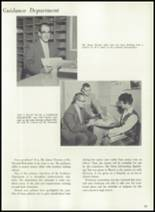 1961 Coldwater High School Yearbook Page 26 & 27