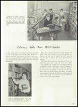 1961 Coldwater High School Yearbook Page 28 & 29