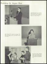 1961 Coldwater High School Yearbook Page 30 & 31