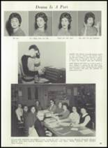 1961 Coldwater High School Yearbook Page 32 & 33