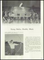 1961 Coldwater High School Yearbook Page 34 & 35