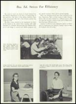 1961 Coldwater High School Yearbook Page 38 & 39