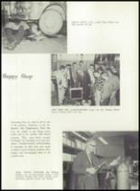 1961 Coldwater High School Yearbook Page 40 & 41