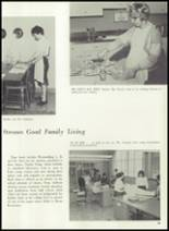 1961 Coldwater High School Yearbook Page 42 & 43