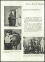 1961 Coldwater High School Yearbook Page 44 & 45