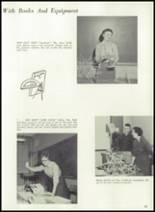 1961 Coldwater High School Yearbook Page 46 & 47