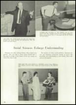 1961 Coldwater High School Yearbook Page 48 & 49