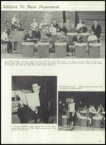 1961 Coldwater High School Yearbook Page 50 & 51