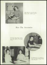 1961 Coldwater High School Yearbook Page 54 & 55