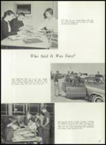 1961 Coldwater High School Yearbook Page 60 & 61