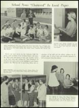 1961 Coldwater High School Yearbook Page 62 & 63