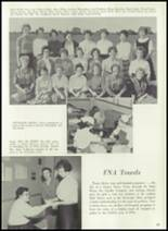 1961 Coldwater High School Yearbook Page 66 & 67