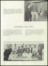 1961 Coldwater High School Yearbook Page 68 & 69