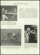 1961 Coldwater High School Yearbook Page 72 & 73